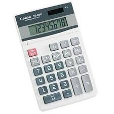 Canon TS-83H Desktop Display Calculator