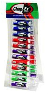CHAP-EX LIP BALM ASSORTED
