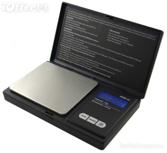 Digital Pocket Jewelry Scale