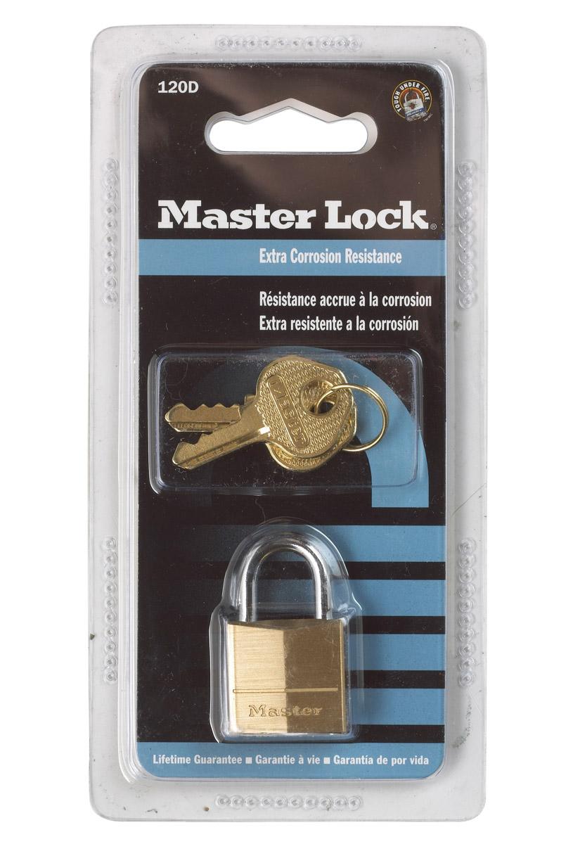 Masterlock 120D Padlock