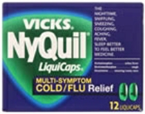 NYQUIL LiquiCaps 12