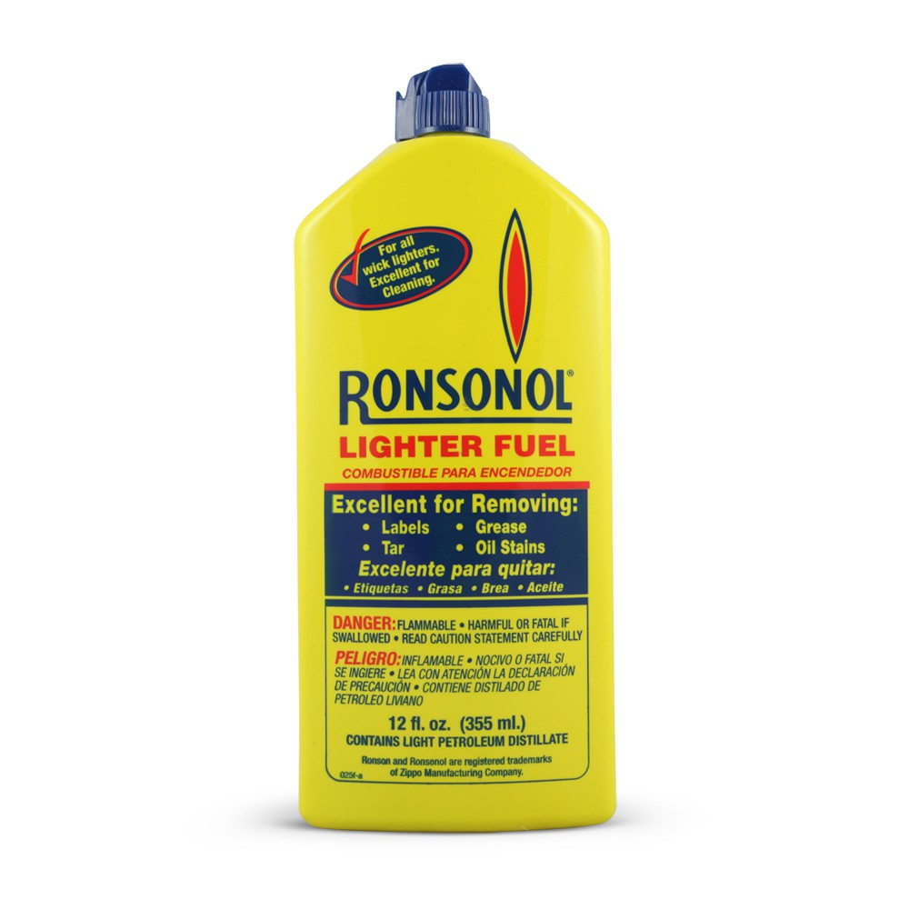 Ronsonol Lighter Fuel