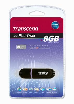 Transcend TS8GJFV30 8GB JetFlash