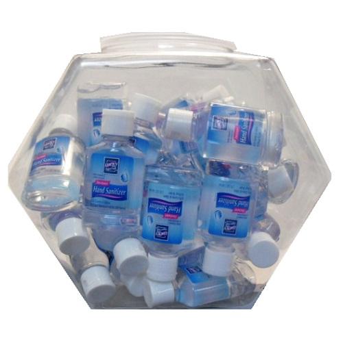 Lucky Hand Sanitizer 36 pc 2oz In Jar